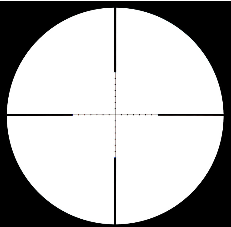 kangda/康达3-9x40aoir高清瞄准镜